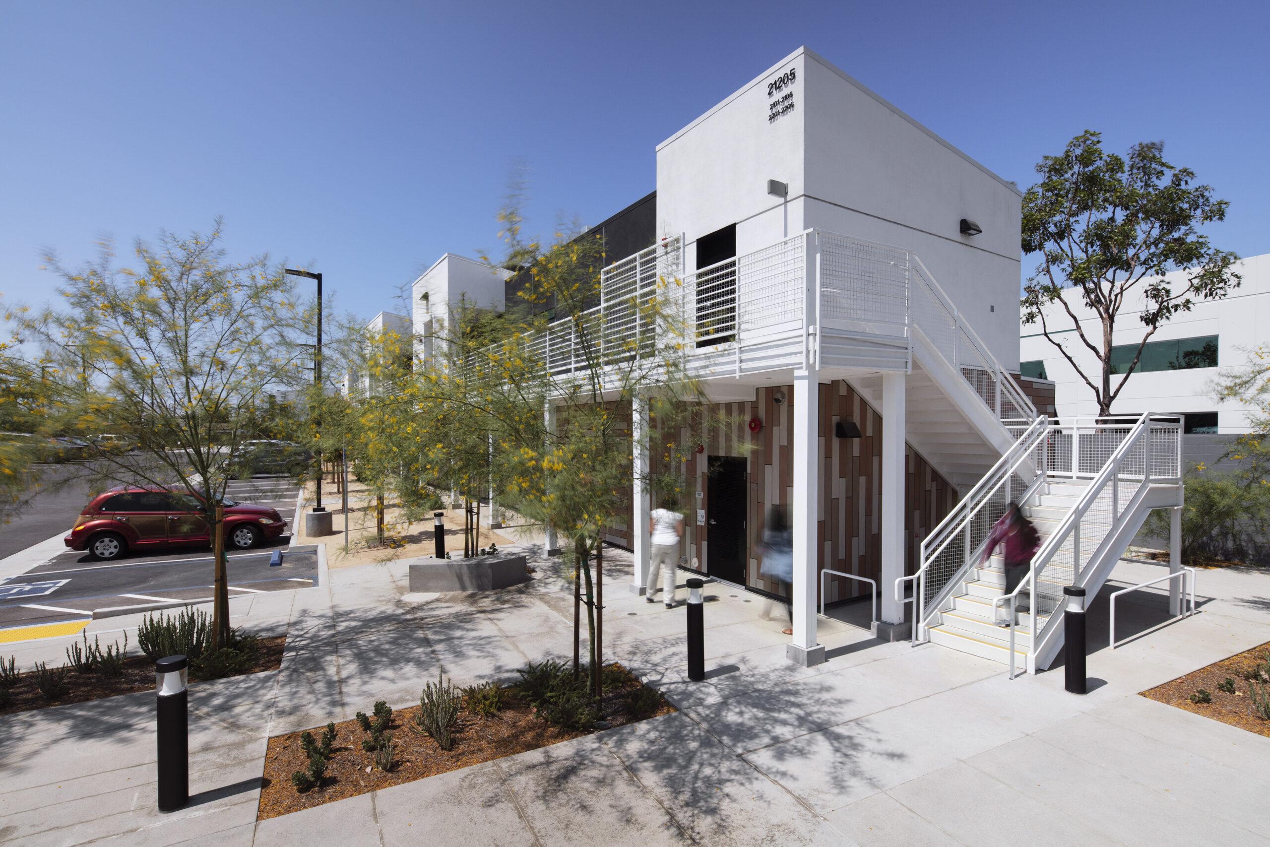 Carson arts apartment exterior view6